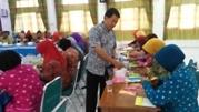 Puluhan Guru TK di Grobogan Dapat Pelatihan Origami ico