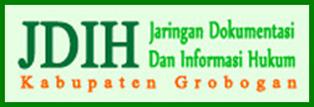 JDIH Kabupaten Grobogan